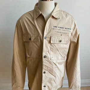 BNWT Scotch & Soda button Canvas Jacket XXLarge